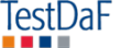 Das Logo des TestDaF.