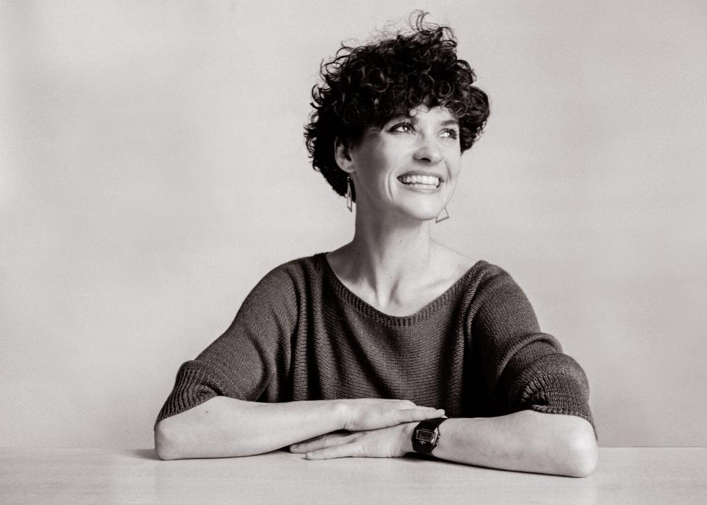 die deutSCHule teacher Rebecca Eltgen smiling